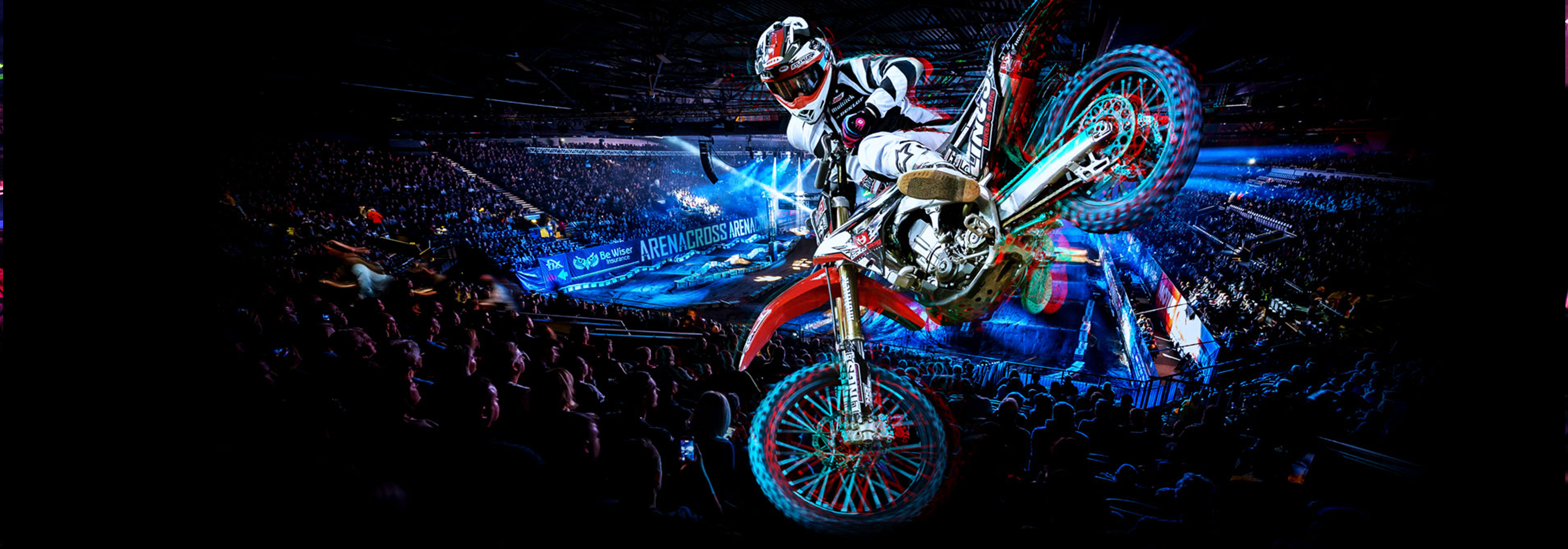 Calendario Ama Motocross 2020.The Dirt Bike Show With A Difference Buy Tickets Now