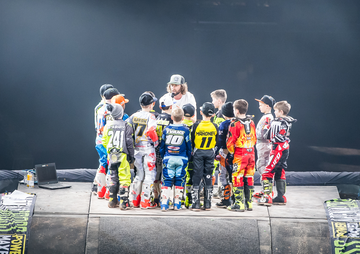 Radical New Youth Format For Arenacross