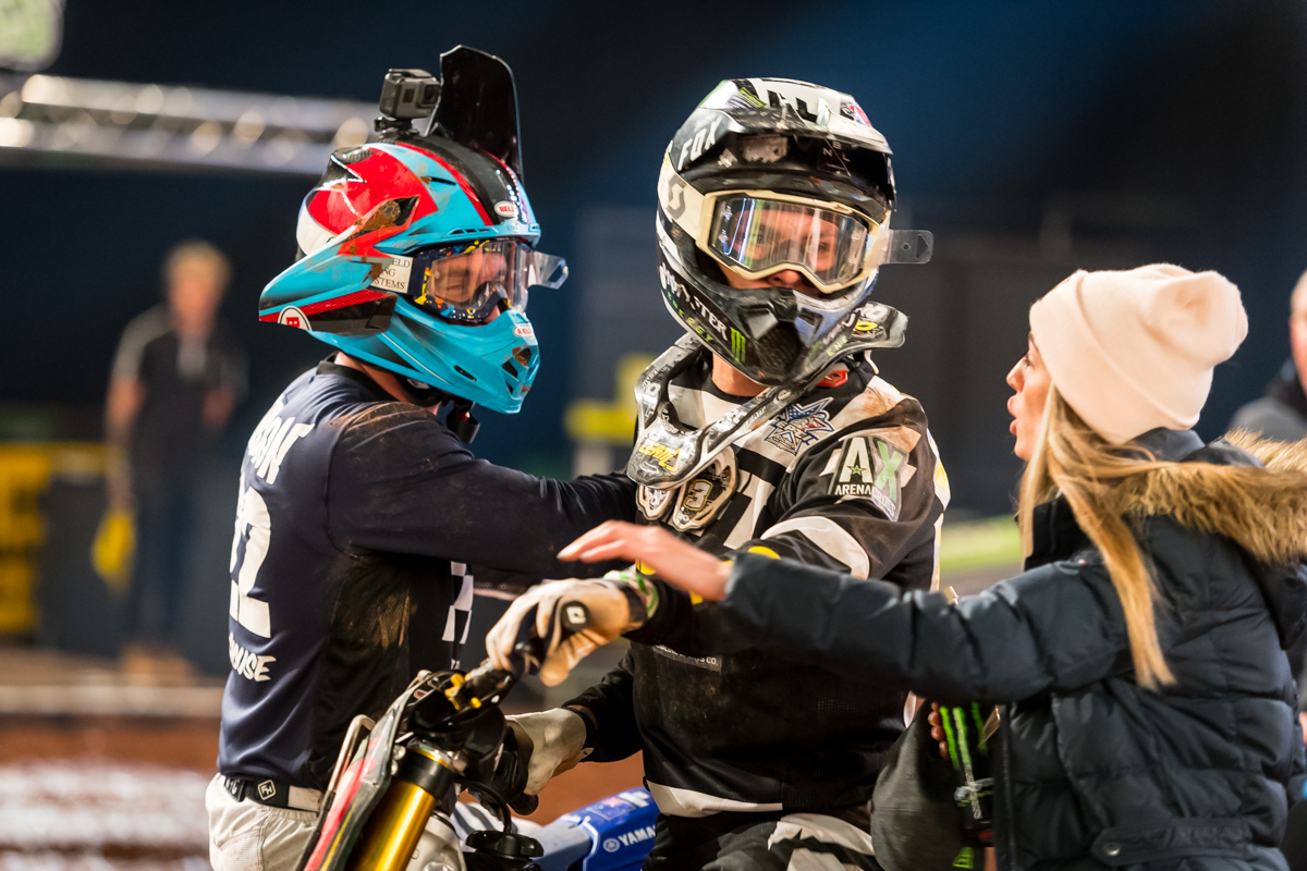 WORLD CLASS HARD-HITTERS SET FOR ARENACROSS TOUR