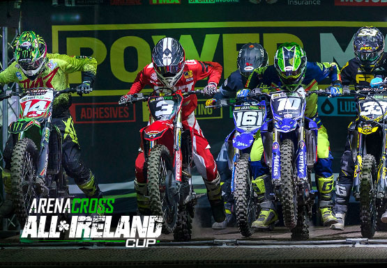Arenacross Tour Stages All-Ireland Cup