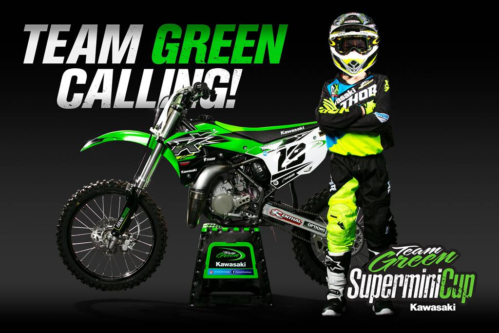 Arenacross Youth Classes – All Changes