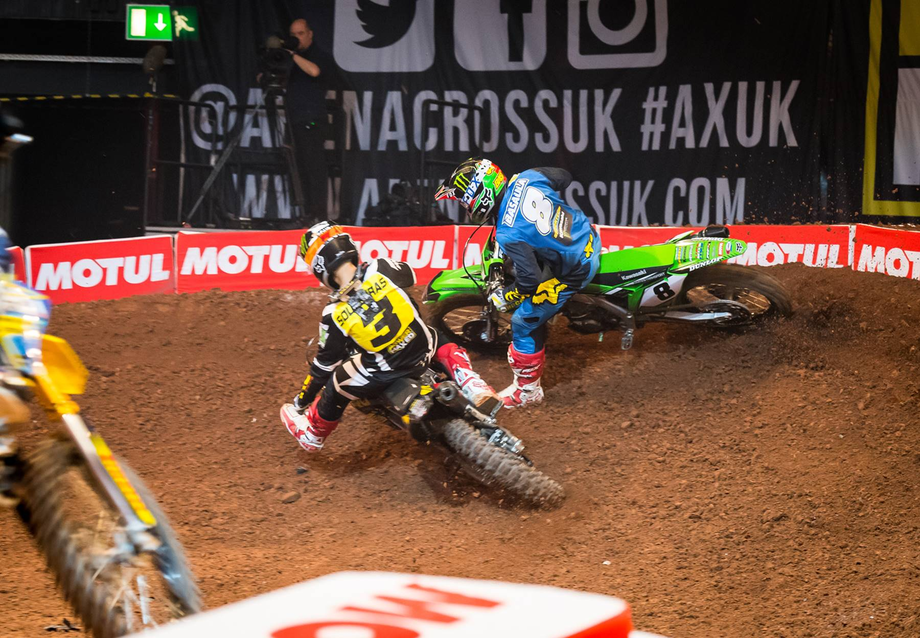 MOTUL PROGRESSES WITH ARENACROSS