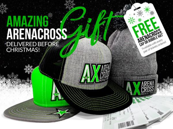 Arenacross Christmas Offer
