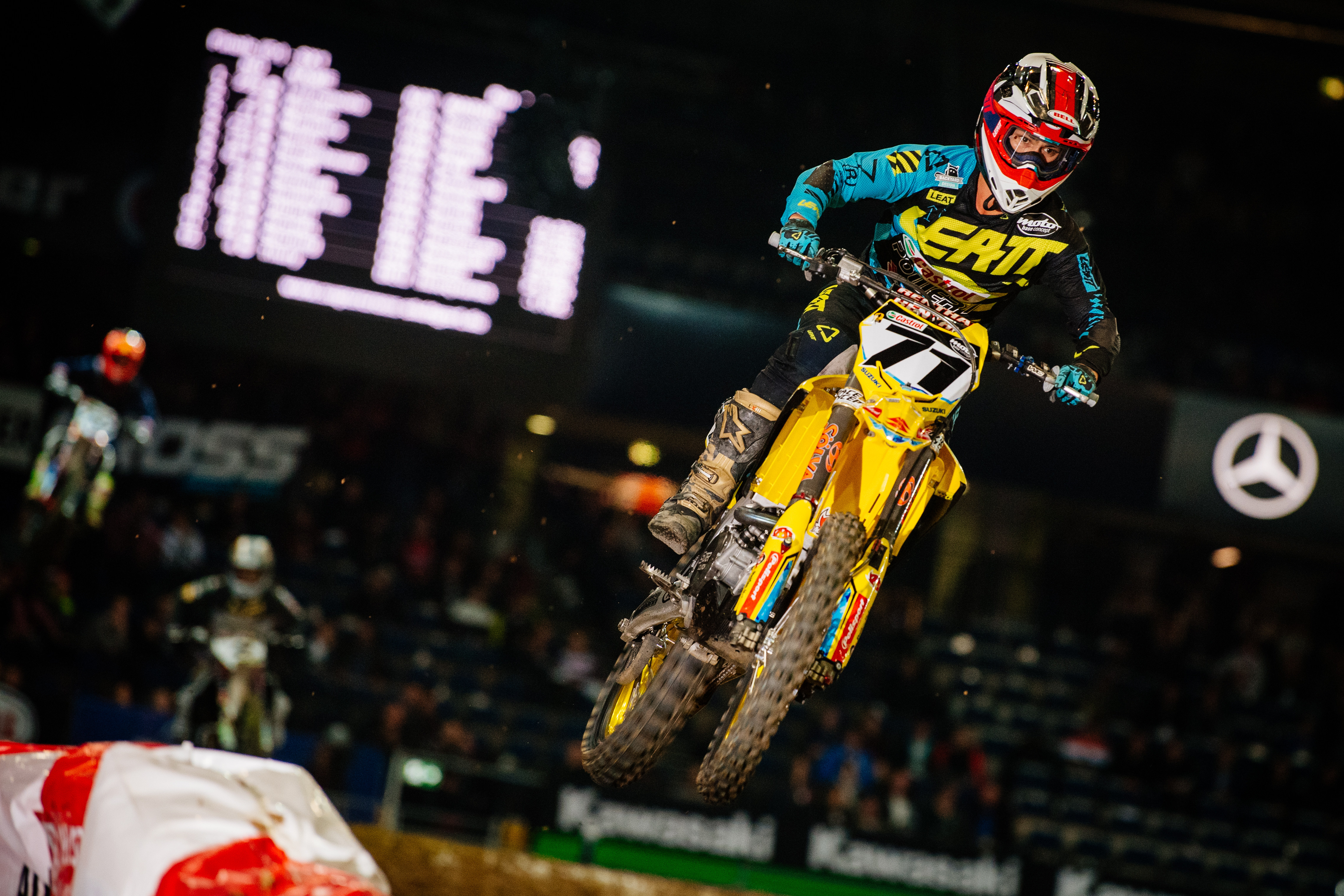 World-Class Hard-Hitters Get Ready For Arenacross