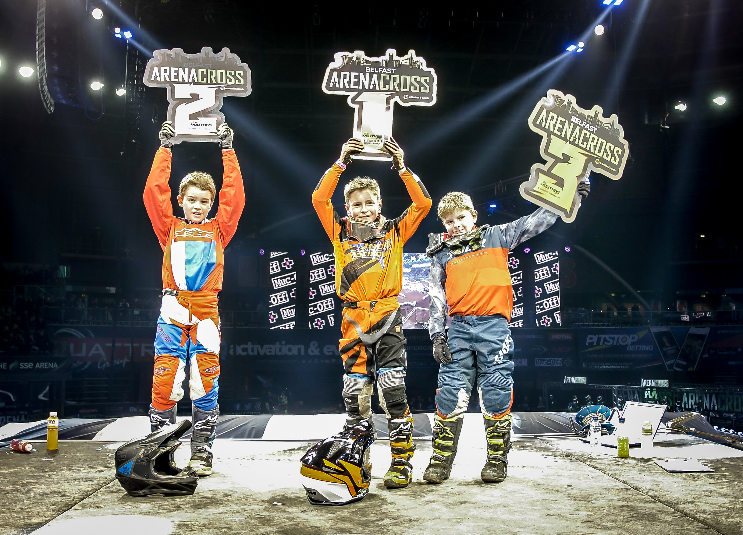 AX ROUND 2 – YOUTHS WRAP UP FIRST BLOCK OF RACING