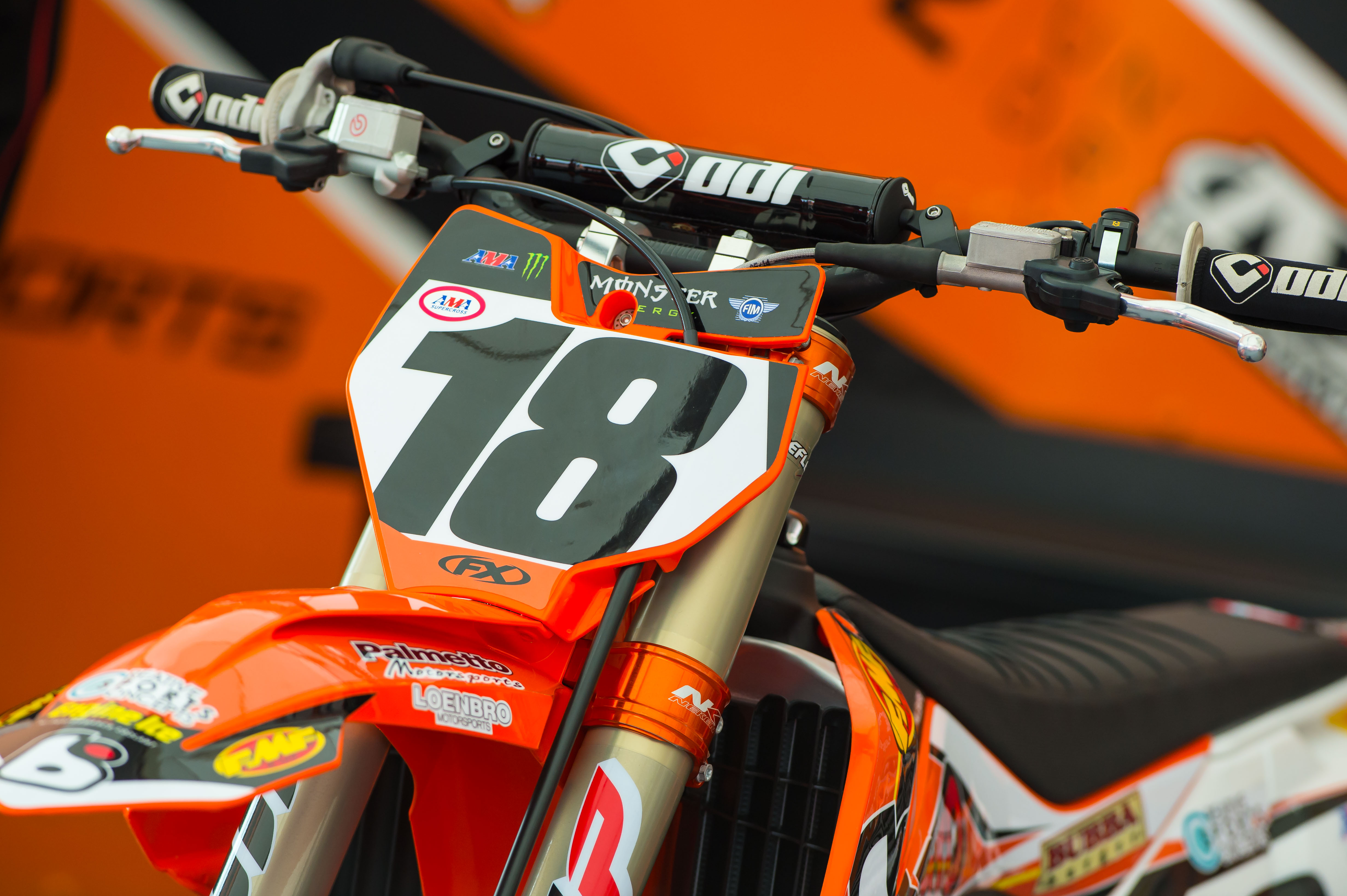ODI  Grips partner with The 2020 Arenacross Tour