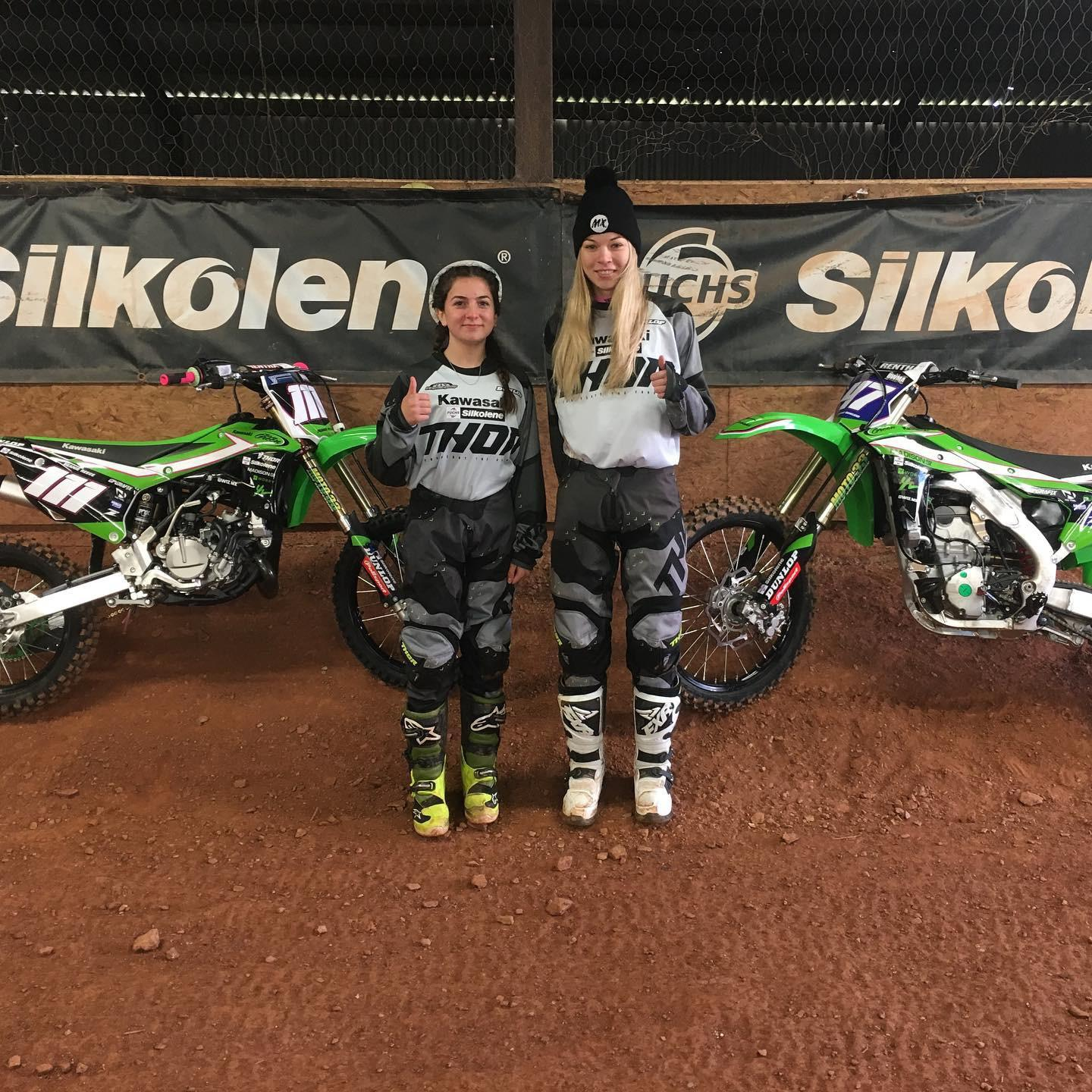 Female force comes to Arenacross