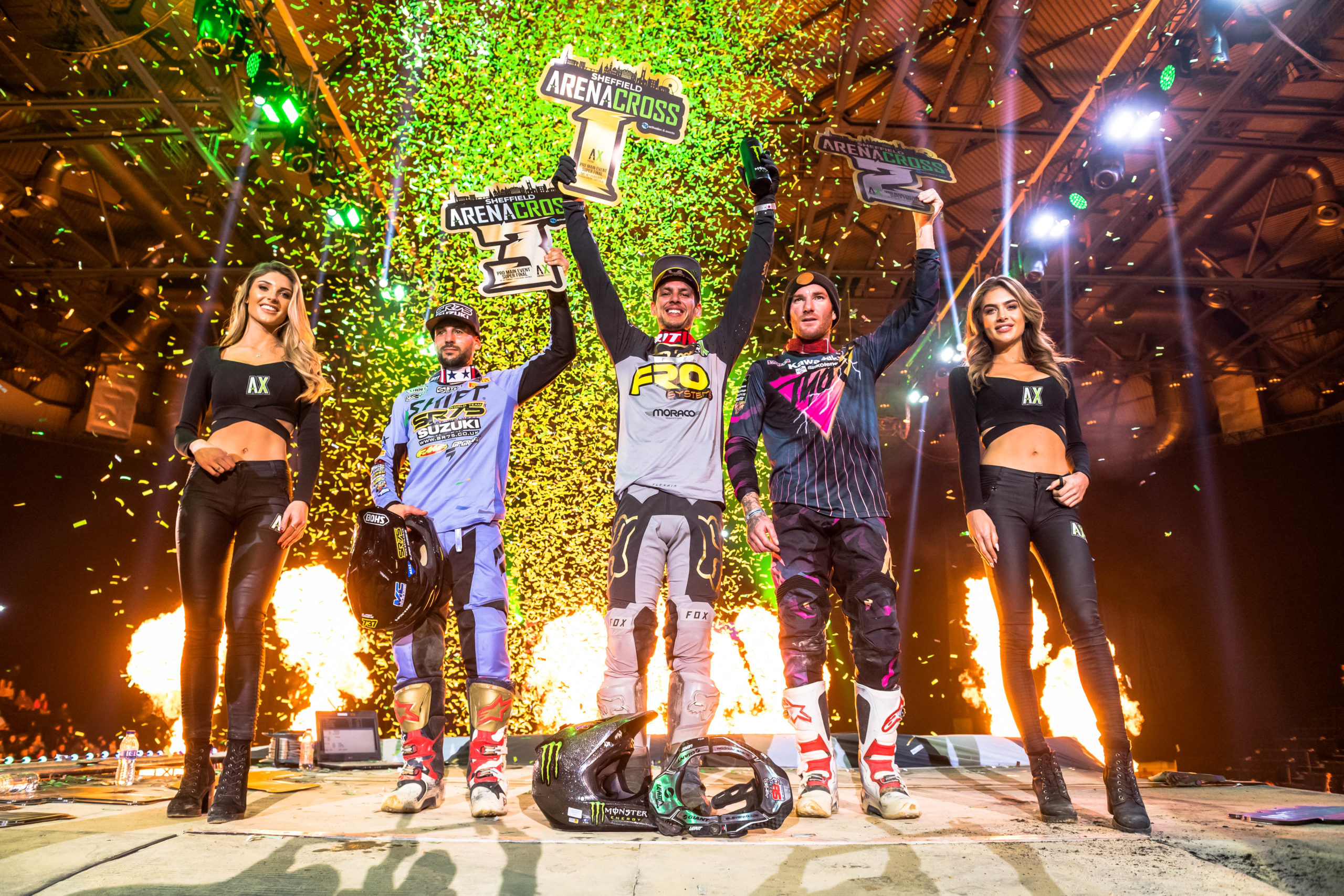 The Arenacross Tour – Strongest Line Up Ever!