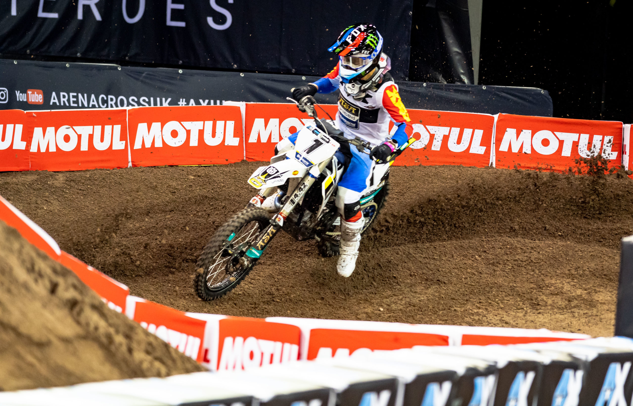Motul joins Arenacross for the third year!
